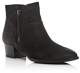 Paul Green Women's Brooklyn Block-Heel Booties