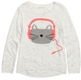 Tucker + Tate Toddler Girl's Icon Sweater