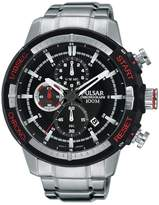 Pulsar Men's PM3047 Stainless Steel Chronograph Sport Wrist Watch