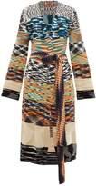 Missoni Block-stripe Cardigan - Womens - Multi