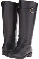 David Tate Stallion Wide Shaft Women's Zip Boots