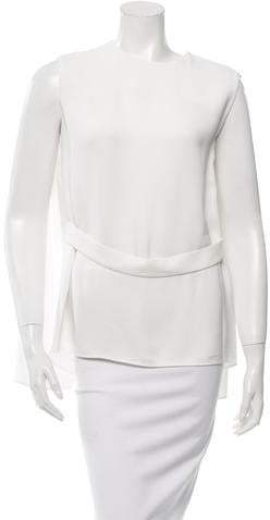 Derek Lam Sleeveless Paneled Top
