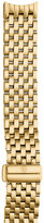 Michele 18mm Gracile 18K Bracelet Strap
