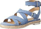 Marc Fisher Women's Alysse Flat Sandal
