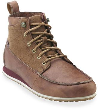 Hari Mari Men's Nokona CanyonTrek Leather/Hemp Chukka Boots