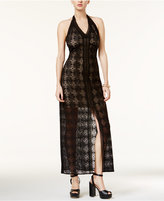 GUESS Emery Lace Maxi Dress