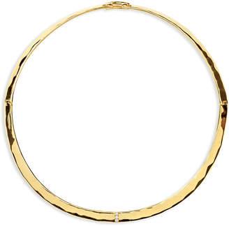 Ippolita 18K Stardust Large Collar Necklace w/ Diamonds
