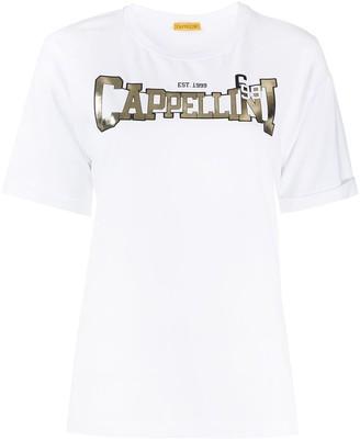 Peserico Cappelini logo T-shirt