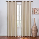 Eclipse Madison Blackout Grommet-Top Curtain Panel