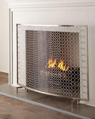 Sabrina Interlude Home Fireplace Screen