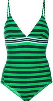 Stella McCartney 'Calypso' striped swimsuit