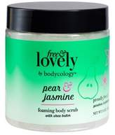 Bodycology Free & Lovely Pear & Jasmine Foaming Scrub - 10.5 fl oz