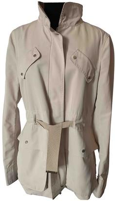Carolina Herrera Beige Jacket for Women
