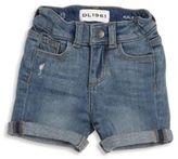 DL Premium Denim Baby's Kaley Shorts