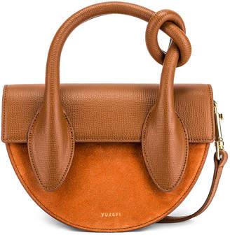 Yuzefi Dolores Bag in Cinnamon & Brick | FWRD