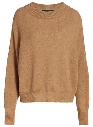360 Cashmere Clementine Merino Wool & Cashmere Sweater