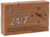 "Precious Moments Pray it Forward ""Pray 24/7"" Clock"