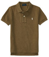 Ralph Lauren Childrenswear Cotton Short Sleeve Polo Shirt
