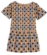 Burberry Anabella Drop Waist Dress