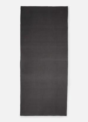 St. John Luxe Silk Georgette Sequin Wrap