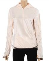 PUMA Long Sleeve Half Zip Hoody Pink Champagne - Apparel