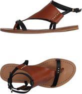 Sigerson Morrison Thong sandals