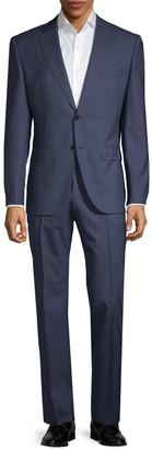 HUGO BOSS Guabello Regular-Fit Johnston/Lenon Suit