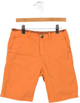 Paul Smith Boys' Flat Front Shorts