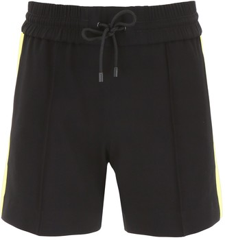 Kenzo Shorts With Side Bands