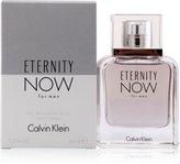 Calvin Klein Eternity Now By Edt Spray 1.7 Oz