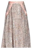 Thumbnail for your product : La Prestic Ouiston Midi skirt