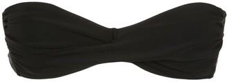 AMIR SLAMA Sleeveless Bikini Top