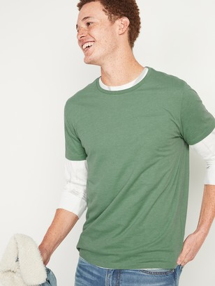 Old Navy Soft-Washed Crew-Neck Short-Sleeve Tee for Men