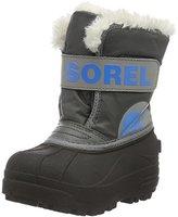 Sorel Childrens Commander Snow Boot (Toddler/Little Kid/Big Kid)