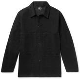 orSlow Cotton-blend Jacket - Black