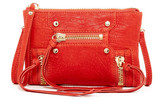 Botkier Logan Convertible Leather Wristlet