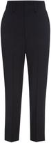Etoile Isabel Marant Kanuka high-waisted cigarette trousers