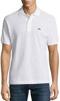 Lacoste Classic Pique Polo, White
