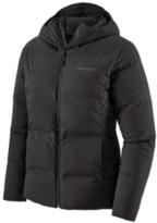 Patagonia Black Polyester Womens Jackson Glacier Jacket - l | polyester | black - Black/Black