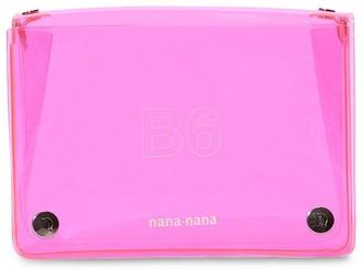 Nana Nana B6 PVC CROSSBODY BAG
