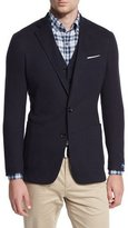 Peter Millar Yorkshire Soft Two-Button Jacket, Barchetta Blue