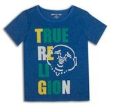 True Religion Kid's Buddha Printed Tee