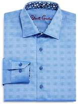 Robert Graham Boys' Check-Print Dress Shirt - Big Kid