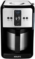 Krups Thermal Turbo Savoy Programmable Thermal Filter Coffee Maker