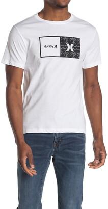 Hurley Logo Print T-Shirt