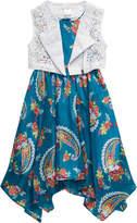 Youngland Young Land Jacket Dress Preschool Girls