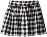 Dolce & Gabbana Plaid Skirt (Toddler/Little Kids)