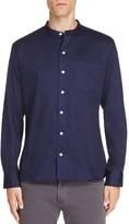 Uniform Banded Collar Regular Fit Button-Down Shirt - 100% Exclusive