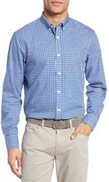Nordstrom Men's Smartcare(TM) Regular Fit Gingham Sport Shirt