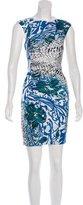 Emilio Pucci Printed Knit Dress